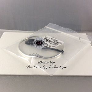 Pandora Tiara Wishbone Open Bangle